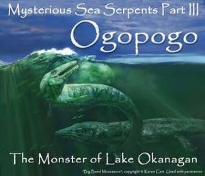 OgopogoHead Hewan Hewan Paling Misterius Di Dunia